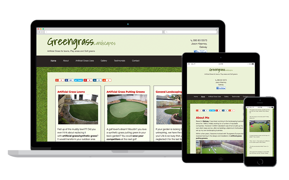 greengrass landscapes artificial grass lawns company